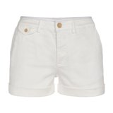 White Chino Shorts