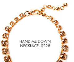 HAND ME DOWN NECKLACE