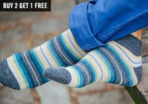 Shop Summer Socks: Super Low & No Show