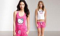 Hello Kitty & Paul Frank Sleepwear  - Visit Event