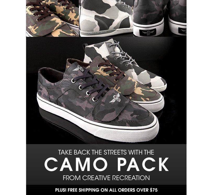 Camo Pack