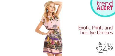 Exotic Prints