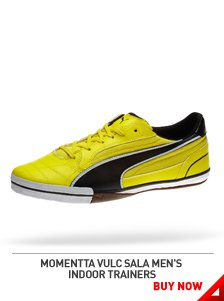 MOMENTTA VULC MEN'S INDOOR TRAINERS