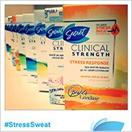Stressed? Don't sweat it! Get 4X* the protection from stress sweat. * vs the wetness protection of basic antiperspirant. See how it works then buy yours! »