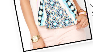 Umgee Printed Short Sleeve Blouse