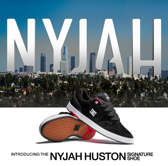 Introducing the Nyjah Huston Signature Shoe