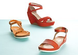 A Taste of Spain: Sandals, Flats & Boots