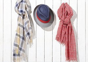 Summer Hats & Scarves from Amicale