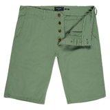 Green Chino Shorts