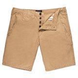 Taupe Chino Shorts