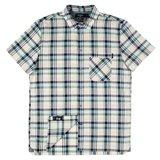 Turquoise Madras Shirt