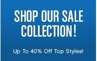 Shop Our Sale Collection!