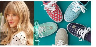 Taylor Swift for Keds Collection