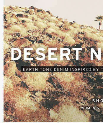 Desert Neutrals - Shop Women's