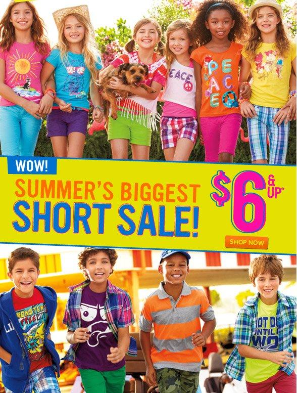 Summer's Biggest Short Sale!