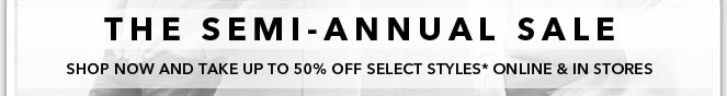 Additional Markdowns Up To 50% Off at AG's Semi-Annual Sale!