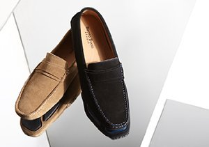 Summer Staples: Drivers & Loafers