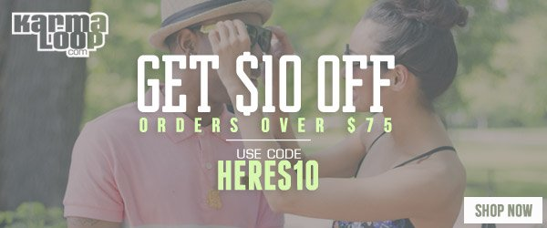 10% off + free shipping on orders over $100!