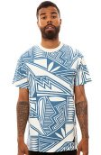 10 Deep The Sangoma Tee in Tribal Deco