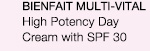 BEAUTY BIENFAIT MULTI-VITAL High Potency Day Cream with SPF 30