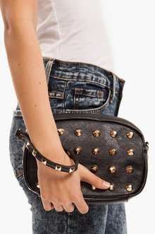 STUD ON CROSSBODY BAG 33