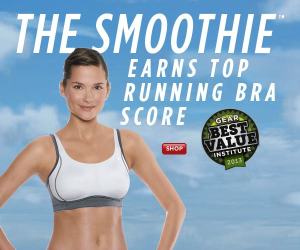 SHOP The Smoothie Sports Bra!