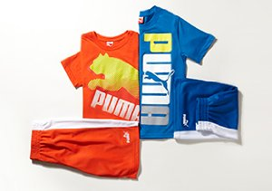 Go Out & Play: Boys' Activewear