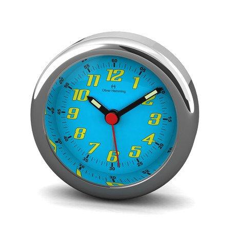 Desire Alarm Clock // Blue Face