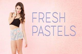 Fresh Pastels