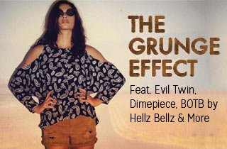 The Grunge Effect