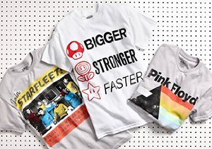 Vintage Tees from Freeze