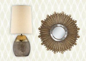 Soft & Subtle Décor: Lamps & More
