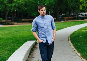 Shop Exclusive: Button-Downs ft. aNYthing