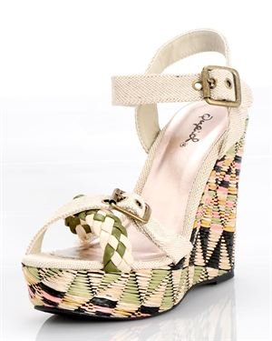 Qupid Clemence Wedge