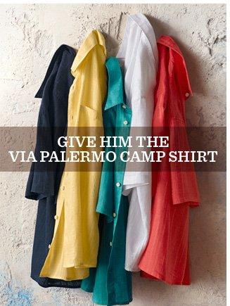 Give Him The Via Palermo Shirt