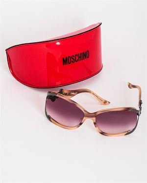 Moschino MO591 Oversized Sunglasses- Made In Italy