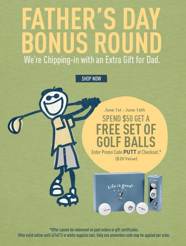 Father's Day Bonus Round