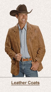 Shop Mens Leather Coats
