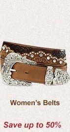 All Womens Belts On Sale