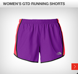 WOMEN'S GTD RUNNING SHORTS