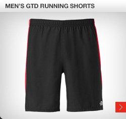 MEN'S GTD RUNNING SHORTS