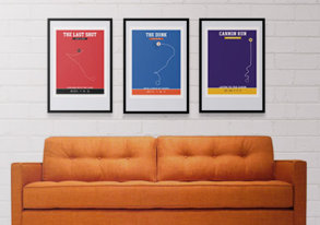 Shop New Posters: Sports, Cities & More