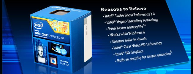 Reasons to Believe.  • Intel® Turbo Boost Technology 2.0 • Intel® Hyper-Threading Technology • Even better battery life *41 • Works with Windows 8 • Sharper built-in visuals • Intel® Clear Video HD Technology • Intel® HD Graphics • Built-in security for deeper protection *8