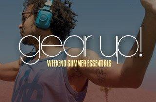 Weekend Summer Essentials