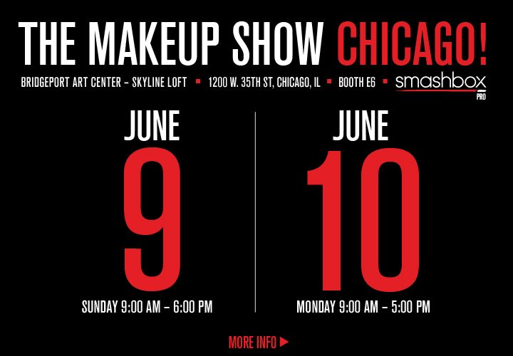 The Makeup Show Chicago!