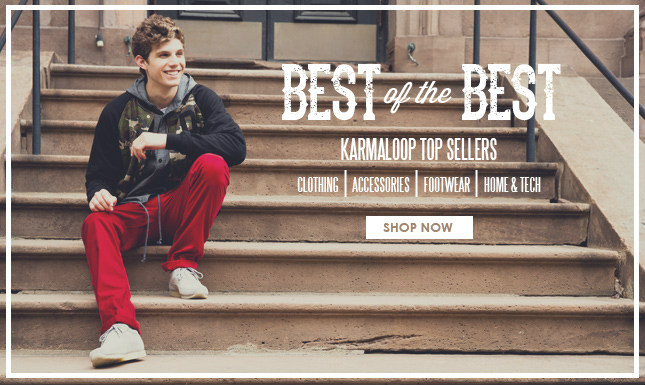 Best of the Best: Reebok, Rook, HUF, LRG and more...