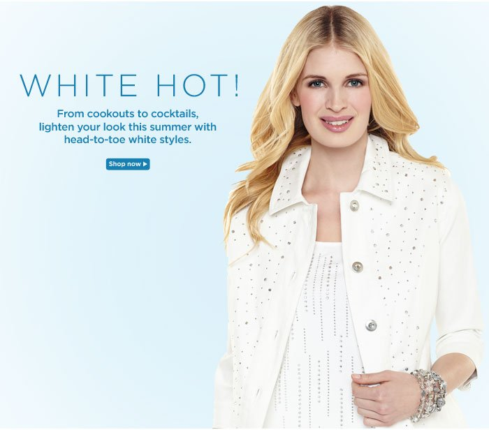 White Hot Deals!
