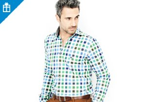 Dressed-Up Dad: Button-Up Shirts
