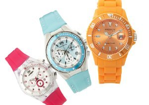 Watch Trends: Bright Timepieces