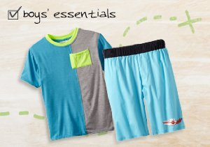CAMP PREP: MUST-HAVES FOR BOYS